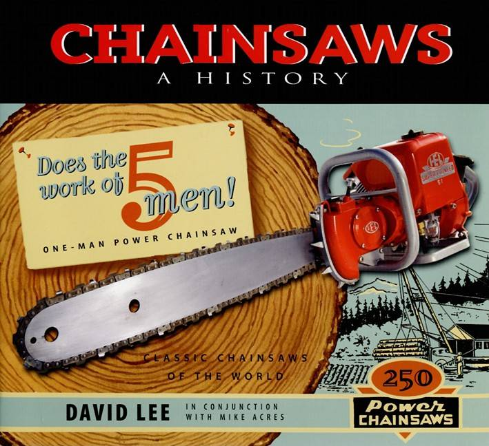 Chainsaws By Lee, David/ Acres, Mike (CON)
